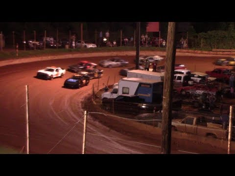 Winder Barrow Speedway Stock Four Cylinders B'S 9/8/18