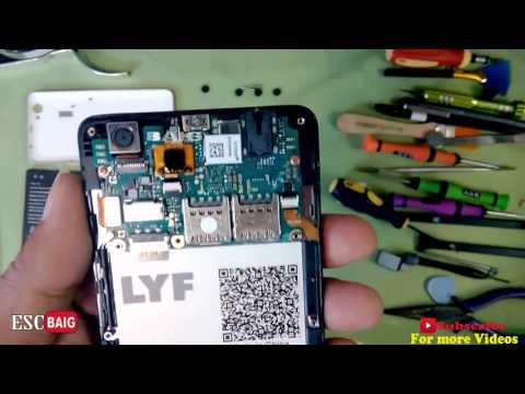 LYF LS-5009 Disassembly -Teardown and All internal Parts of  LYF LS-5009
