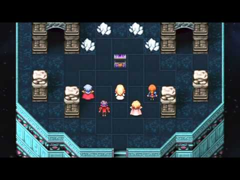 Final Fantasy IV: The After Years - Character / Boss Interactions (The Depths)