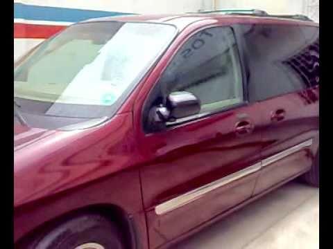 Autos Usados Ecuadorventa Todoterreno Ford Windstar Se Youtube