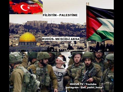 Multufi-Raşşaşi FİLİSTİN MARŞI / KUDÜS -MESCİDİ AKSA  (Arapça -Türkçe Çeviri)