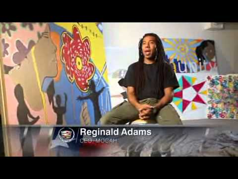 Cadillac Texas Spirit Reginald Adams