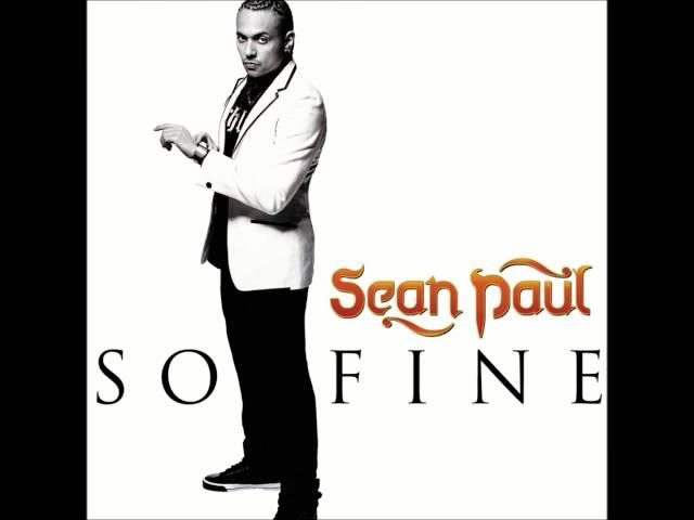 sean paul so fine video, sean paul so fine clip