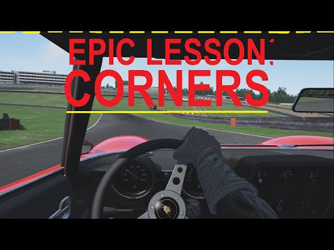 Racing Games - How to deal with corners