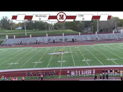 Morningside Women's Soccer vs College of Saint Mary