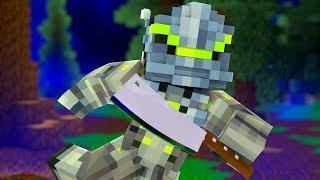 Minecraft Overwatch Murder Mystery - Minecraft Modded Minigame | JeromeASF