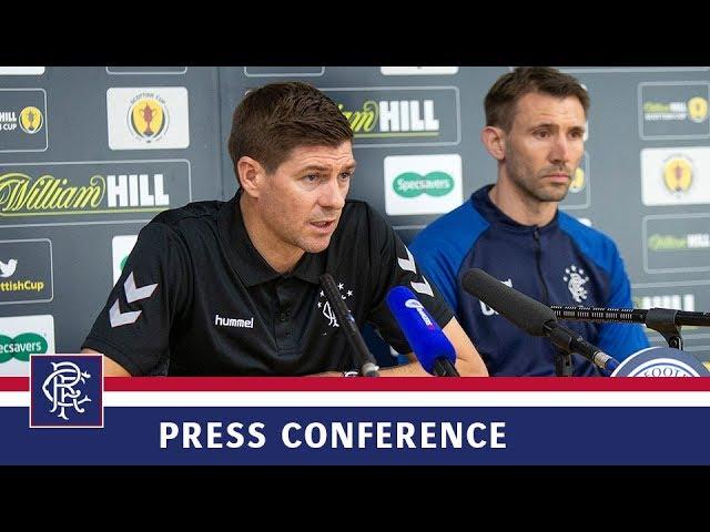 PRESS CONFERENCE | Gerrard & McAuley | 17 Jan 2019