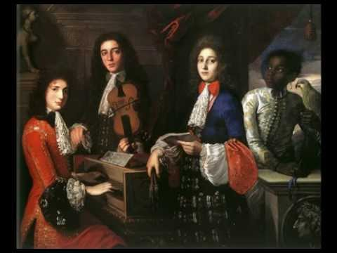 Bach J  S  BWV 1019 Sonata No  6 G Major  Allegro Cembalo Solo