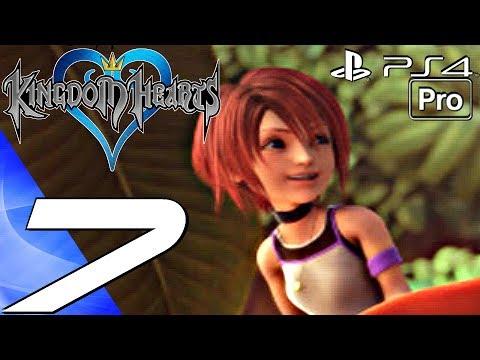 Kingdom Hearts 1 HD - Gameplay Walkthrough Part 7 - Atlantica (PS4 PRO)
