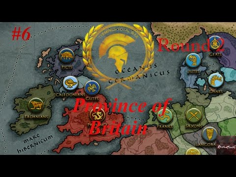Province of Britannia - Terminus: Total War Imperium Part 6 ~ Mistakes