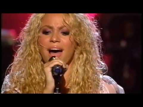 Shakira   Que Me Quedes Tu Live Latin Grammy Awards 2002 mp3