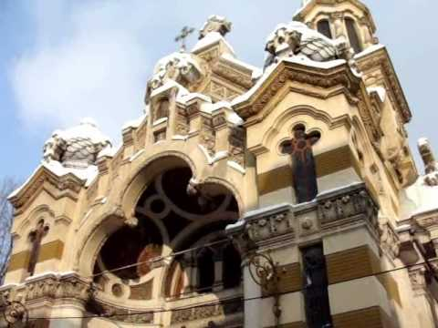 Art Nouveau Style: Amzei Church, Bucharest