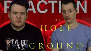 The Hole in the Ground - Trailer Reaction