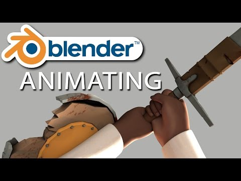 Paysus Animating The Demoman's Swords For 42 minutes
