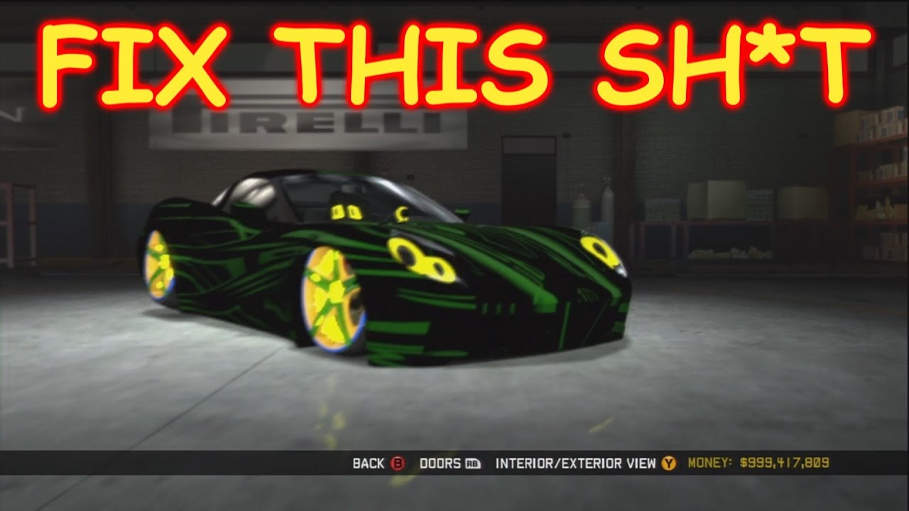 Fix this sh t midnight club los angeles gameplay xbox 360