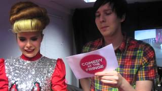 AmazingPhil and danisnotonfire's Cabaret Diary Pt 3 - Fun and Filth: Day 3