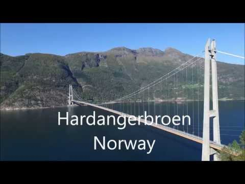 #17 Hardanger bridge, Norway, 2016