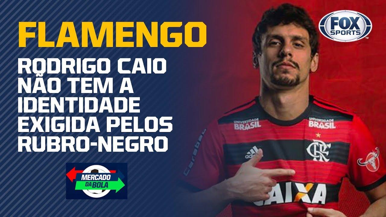 Rodrigo Caio não tem perfil de Flamengo  - YouTube cbce644f1794c