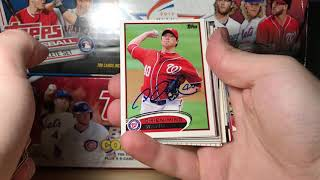 Autographed Baseball Card Collection Part 20!
