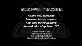 MUNDUR TERATUR - SOUL2FIVE  Lirik (Lagu Terbaru)