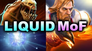Liquid vs Mid or Feed - Healing Strats! - DreamLeague 8 Major DOTA 2
