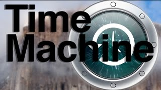 What is Time Machine? How to use time machine on Mac? Time Machine manual