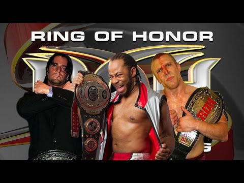 10 Best ROH World Champions Of All Time