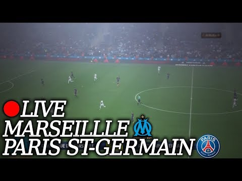 🔴 LIVE FOOT ▸ MARSEILLE - PSG - LIGUE 1 / LPC TV