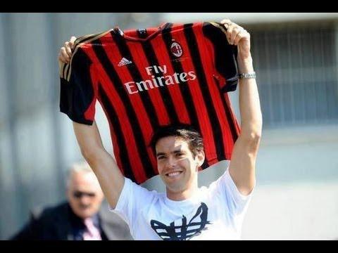 Kaka - The Return to Ac Milan