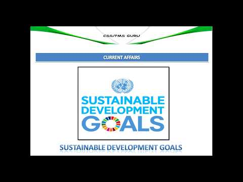 Видео Essays on millenium development goals