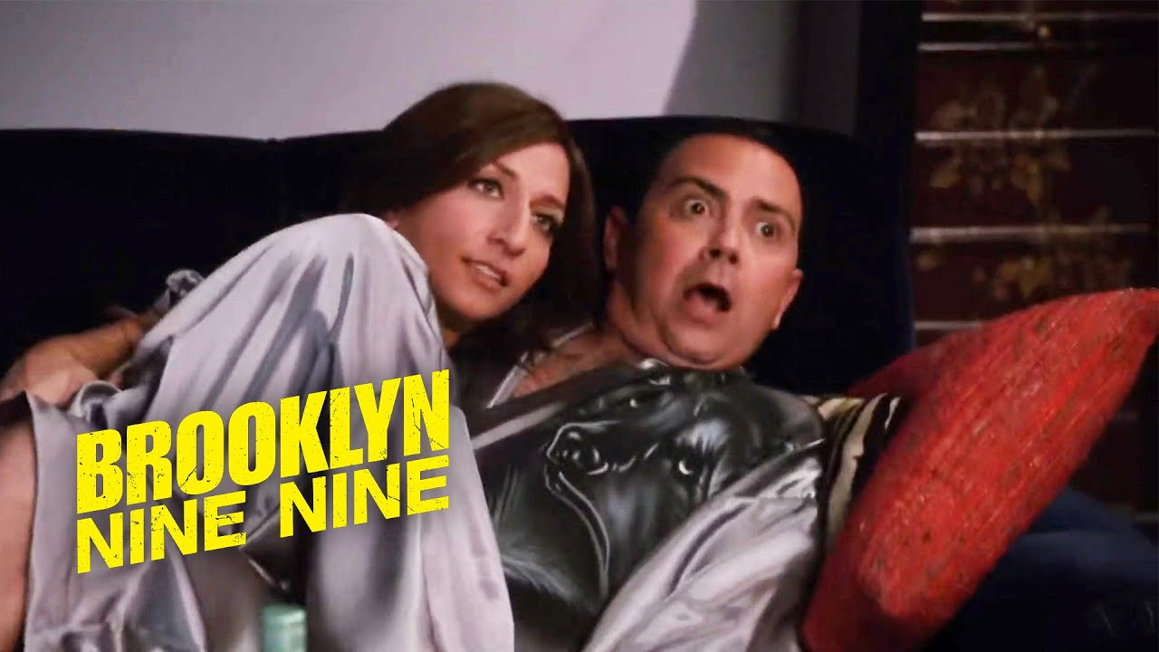 Download Jake and Amy Discover Charles and Gina are Boning | Brooklyn Nine-Nine