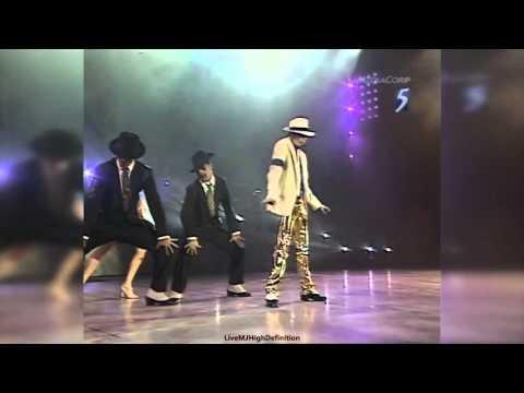 Michael Jackson - Smooth Criminal - Live Copenhagen 1997 - HD