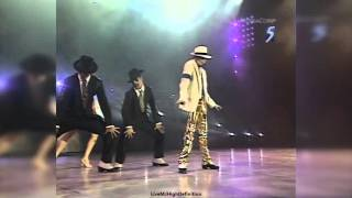Michael Jackson - Smooth Criminal - Live Copenhagen 1997 - HD