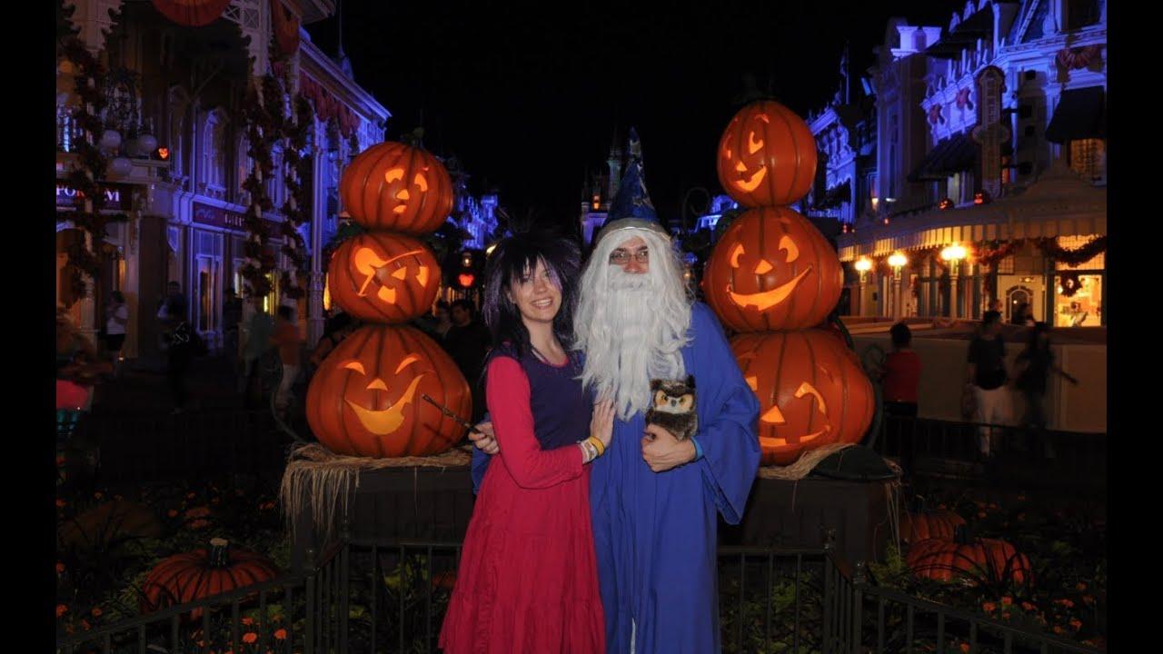 Walt Disney World Halloween