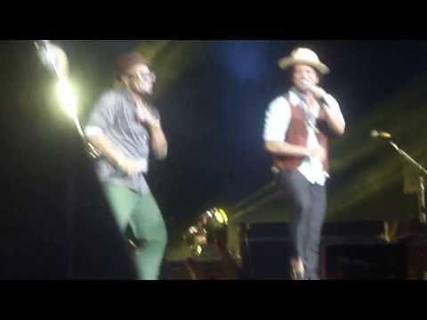 Bruno Mars Prague 6.11.2013