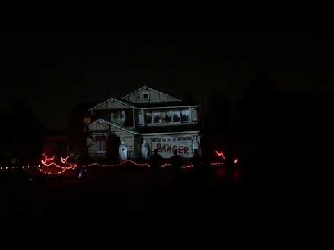 Randi West - These people love Halloween!