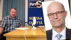Riekkiksen eduskuntavaalitentti 2019 Jouni Kotiaho
