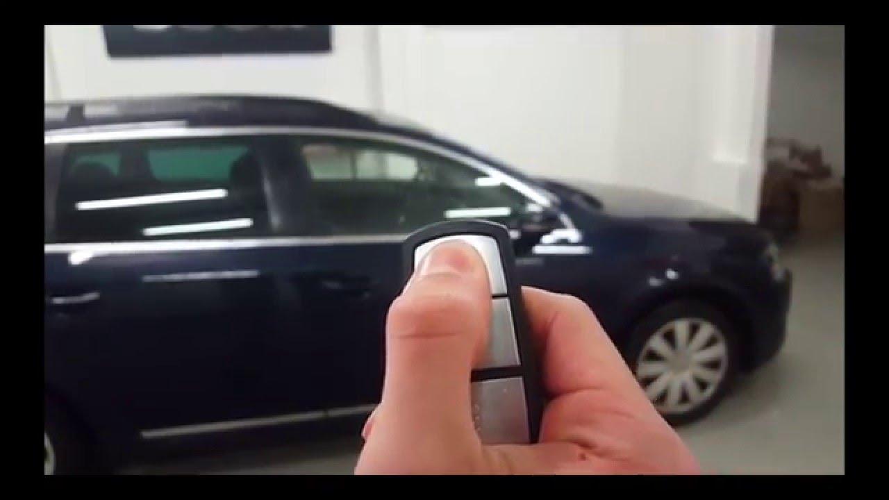 VW Volkswagen Golf Passat Tiguan Touareg Spiegel anklappen ...