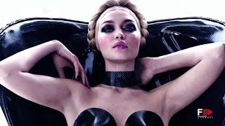 PIRELLI CALENDAR 2015 - GIGI HADID represents November by Fashion Channel