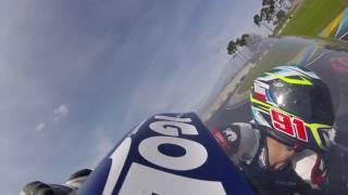 24H Motos : un tour avec Bastien Mackels