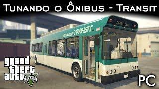 Video Tunando o Ônibus - Transit! Destino: Forte Zancudo! o/ | GTA V - PC [PT-BR] download MP3, 3GP, MP4, WEBM, AVI, FLV Juli 2018
