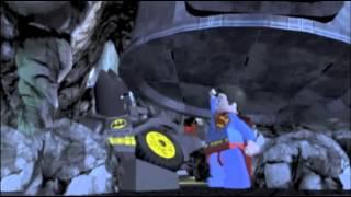 LEGO Batman 2: The Movie 3D (All Cutscenes)