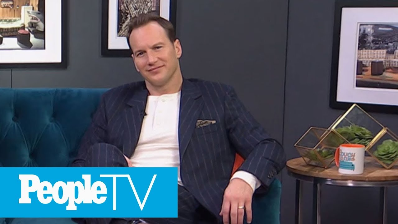 Patrick Wilson On His First Horror Film- 'Insidious' | PeopleTV