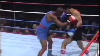The ABA Middleweight Final 1986 Nigel Benn v Johnny Melfah