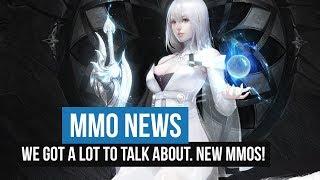 MMORPG News: Project S, New Guild Wars Spin-Off? Gran Saga, Bless Eternal, Magic: Legends
