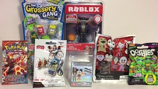 Roblox Headless Horseman Nightmare Before Christmas Grossery Gang Ooshies Pokemon Blind Bag Toys