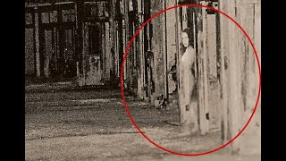 Ghost Lady Caught on Camera Inside Waverly Hills Sanatorium