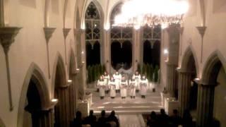 主の祈りアメイジンググレイス聖歌隊