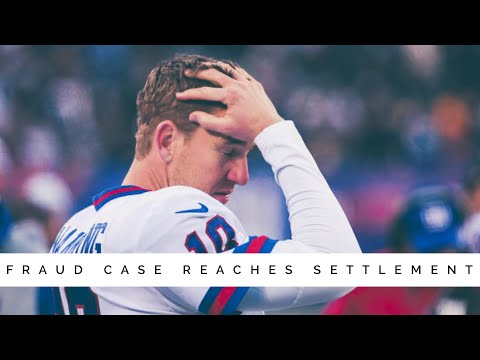 Eli Manning Fraud Memorabilia Case Reaches Settlement | Ereck Flowers Reports | Giants Cuts & Ads