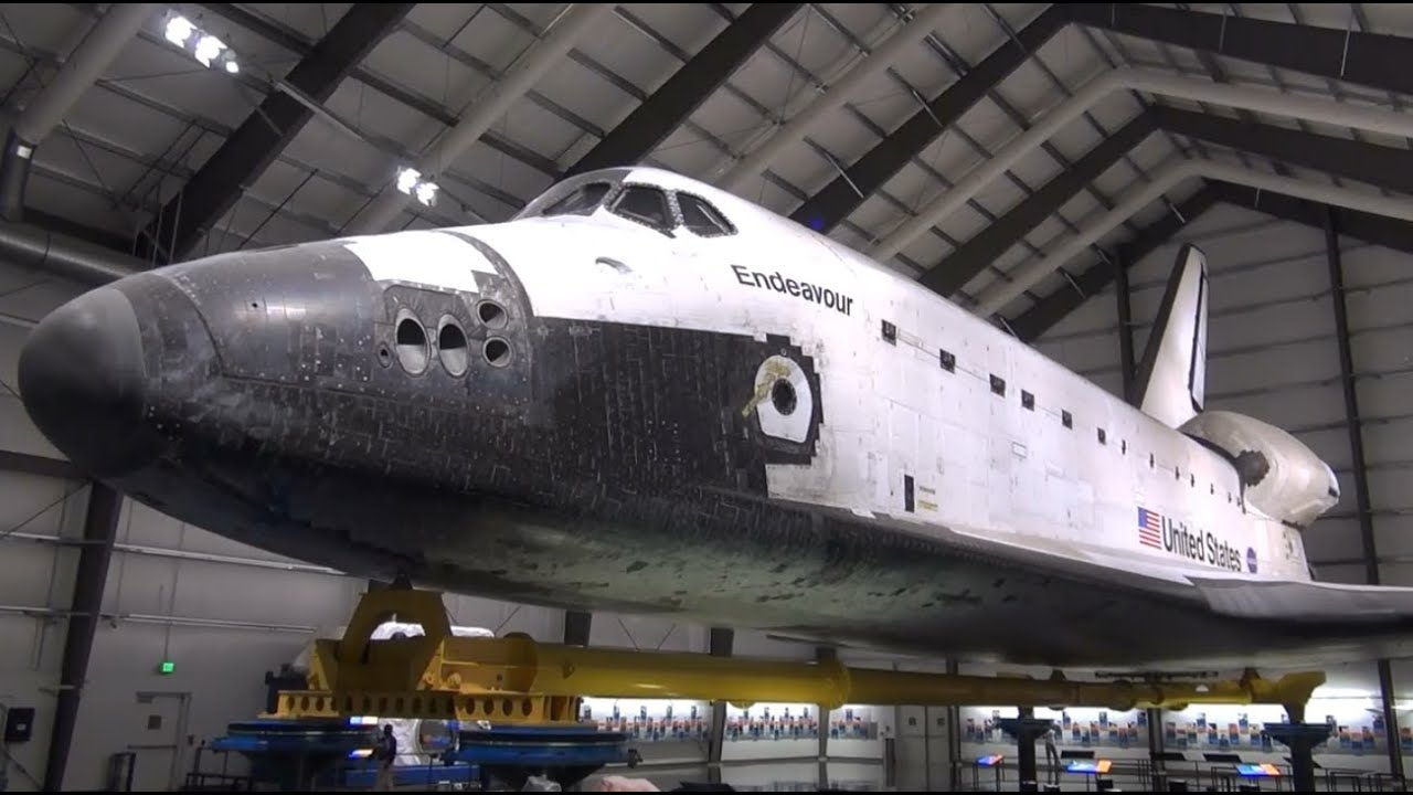 space shuttle in los angeles - photo #43